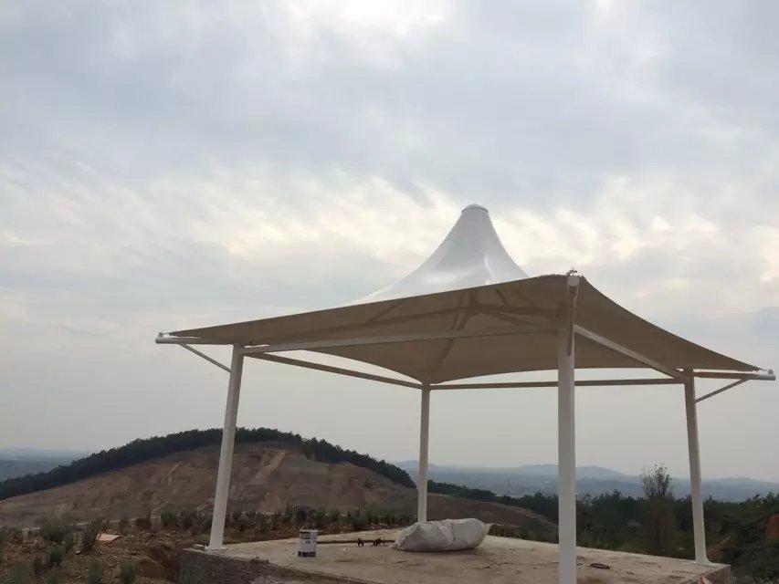景觀膜結構棚廠