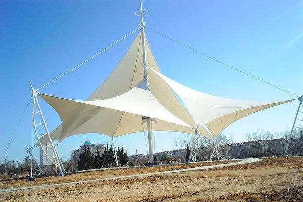 膜结构雨棚保修期内的维护方案