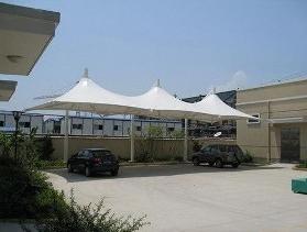膜结构停车棚防火措施有哪些?