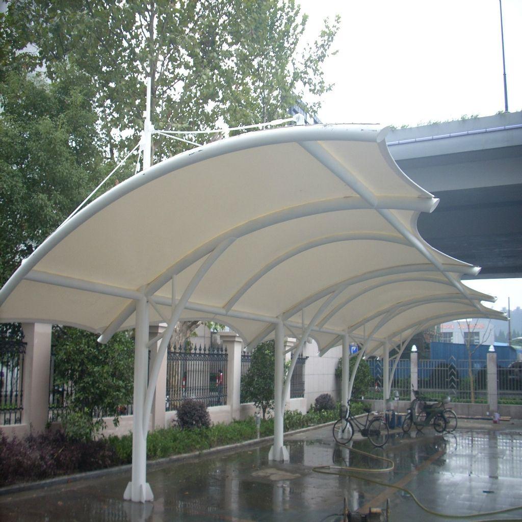 球場膜結構雨棚