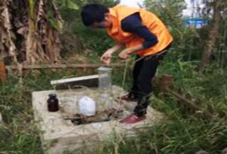 黔东南州雷山县 乡镇集中式生活饮用水源地水质监测