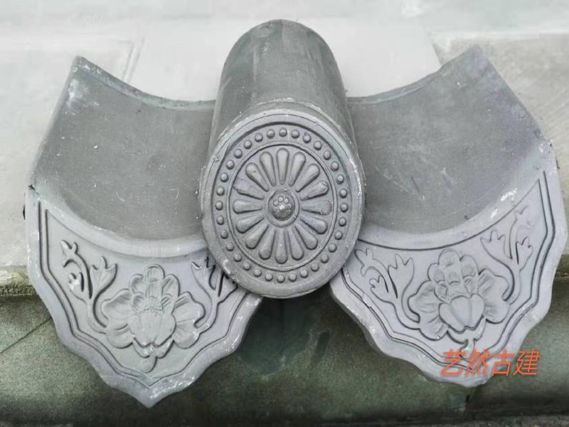 云南古建砖瓦