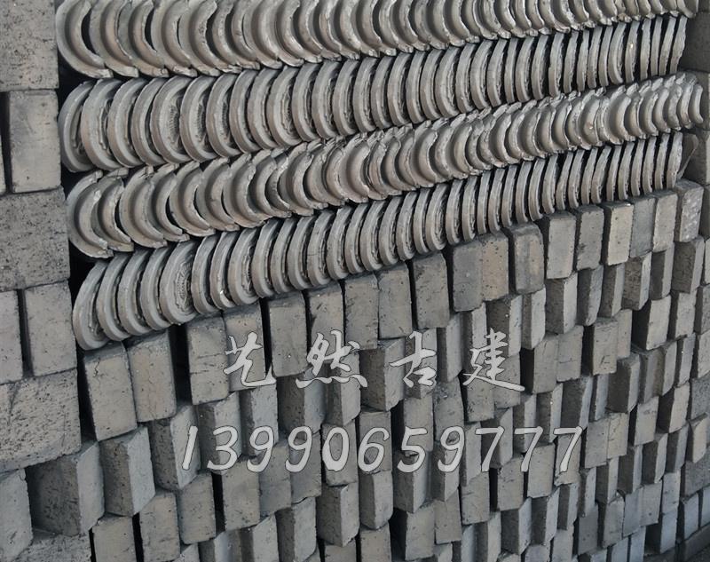 四川古建磚瓦廠