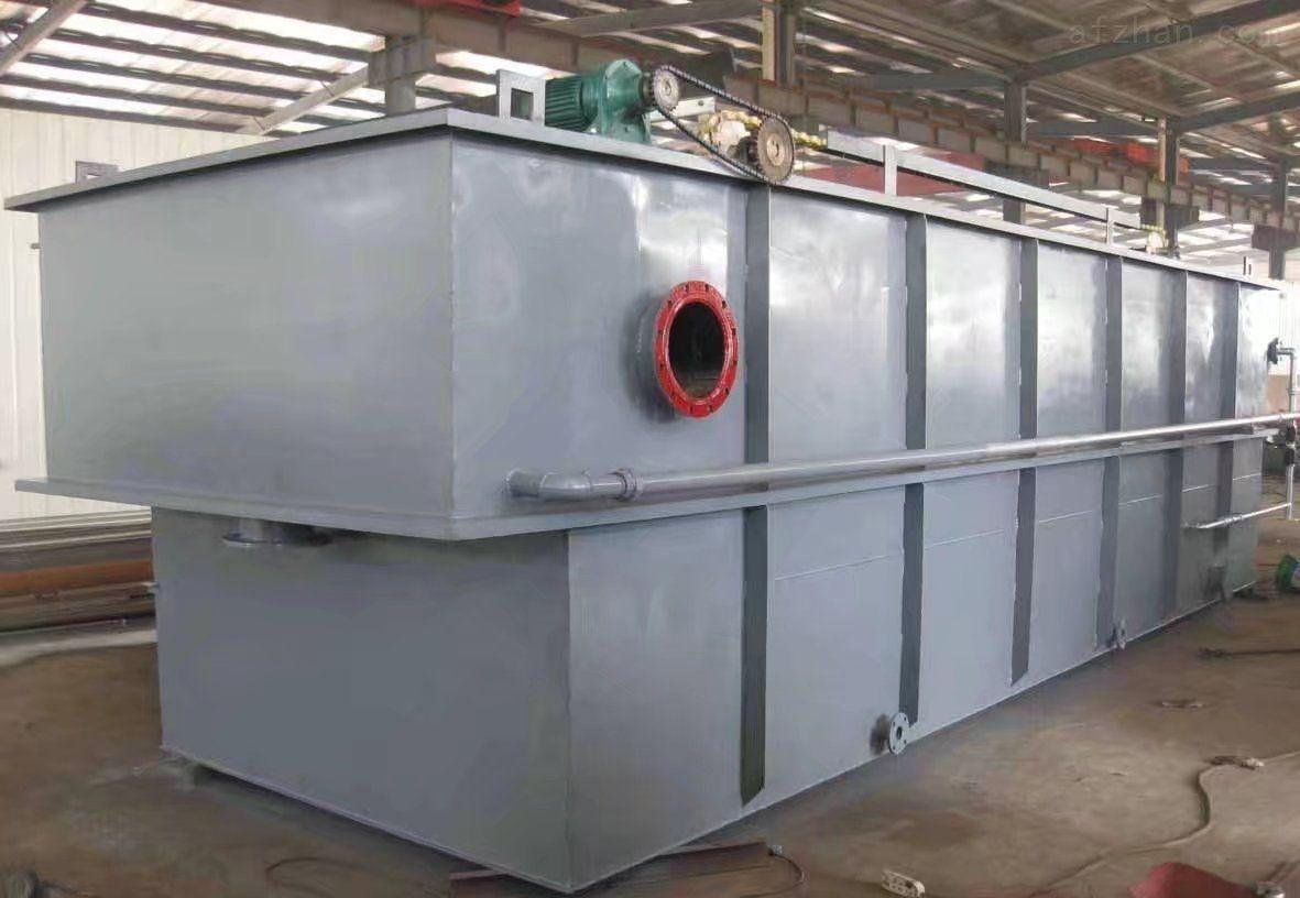 工业食品污水处理设备的各个位置都能相互连贯性的进行工作