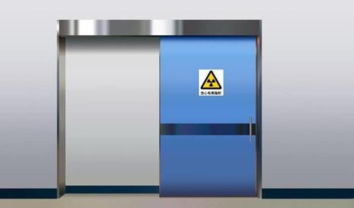 昆明防辐射门安装
