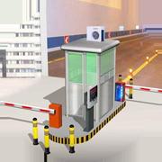 停车场自动产品识别系统