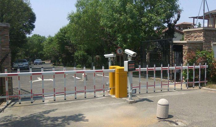 云南停车场管理系统