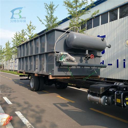 南京纺织印染污水处理设备