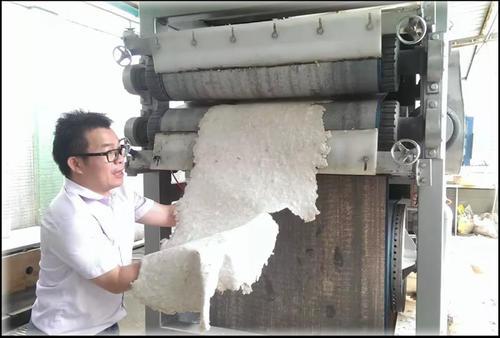造纸污泥脱水机