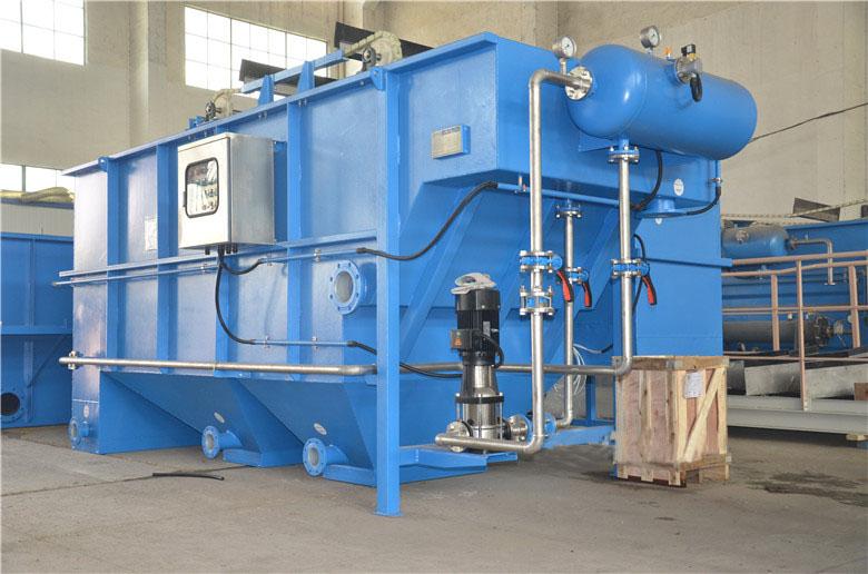 印染污水处理设备有哪些原理?
