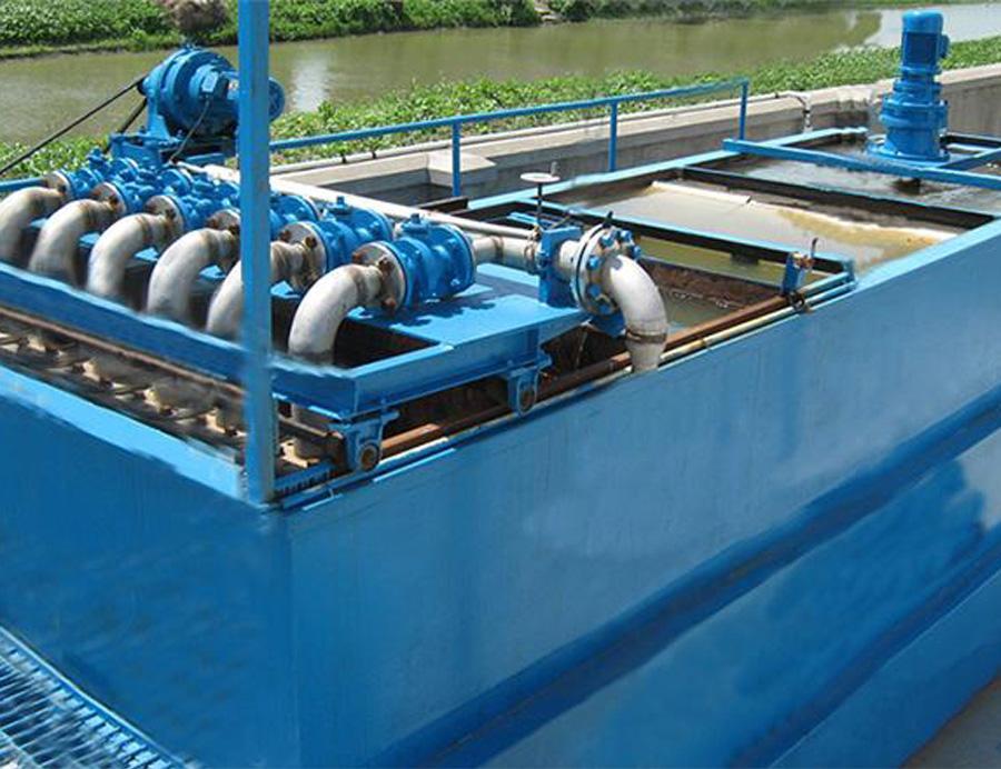 造纸废水处理设备基础原理分析