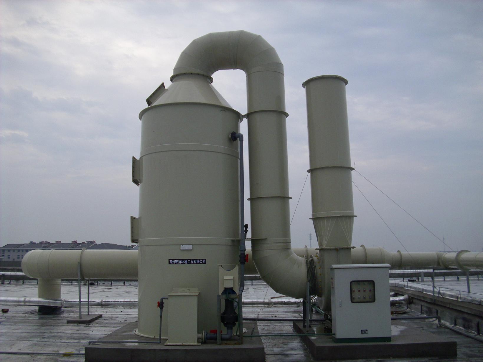 为什么需要定期清理废气处理设备呢?