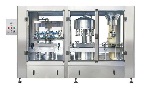 为什么说不同的液体灌装需要不同的全自动液体灌装机