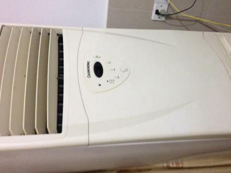 回收立式空调