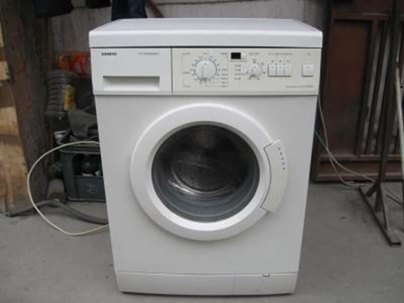 回收滚筒洗衣机