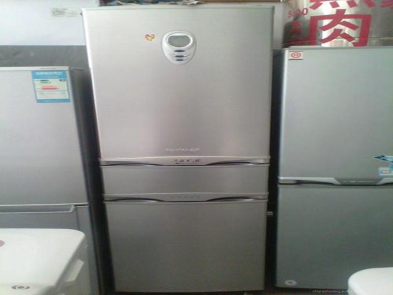 三开门冰箱回收