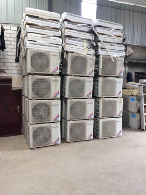 盐亭二手空调回收展厅展示