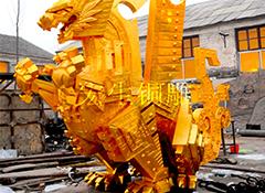 河北省沧州市景观雕塑
