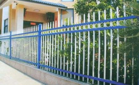 介绍锌钢护栏的使用安全性能