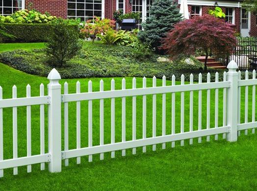 草坪护栏验收时应注意那些方面