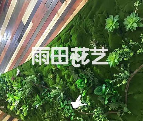 贵州仿真植物墙