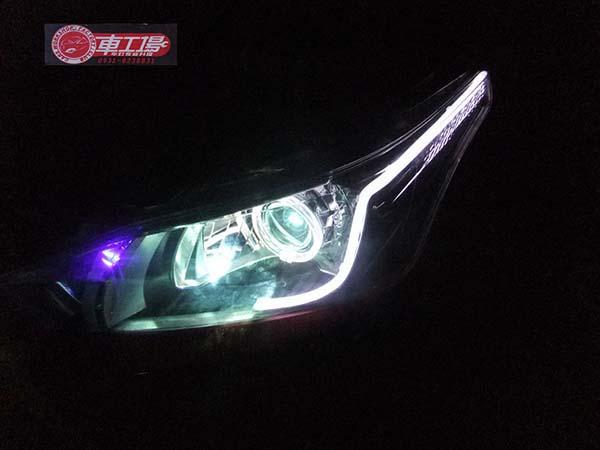 丰田致炫车灯Q5透镜
