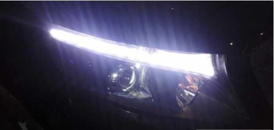 兰州车灯升级改装