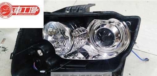 兰州Q5透镜改装