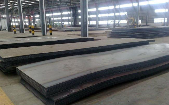 10mm厚耐磨钢板