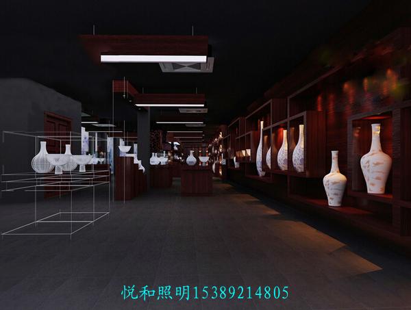 博物馆照明