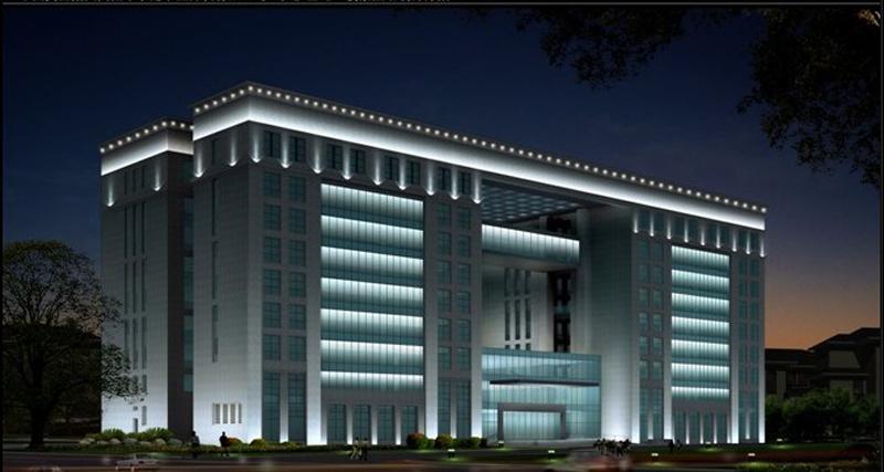 办公楼照明