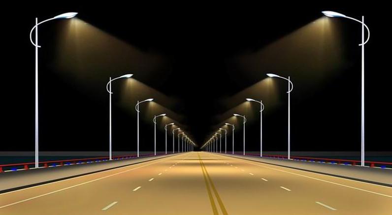 城市照明工程电路图