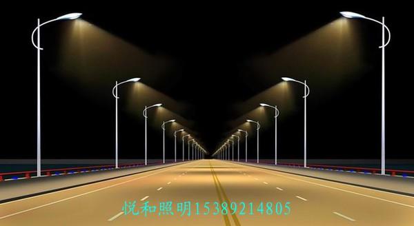 马路夜景设计
