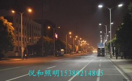 马路夜景照明设计