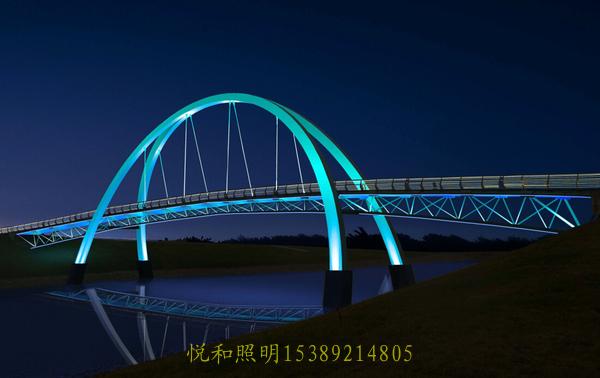 桥梁夜景照明