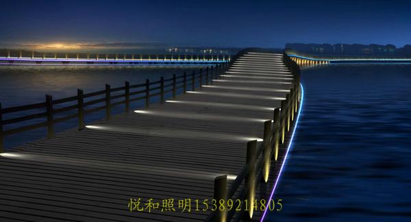 公园桥梁照明