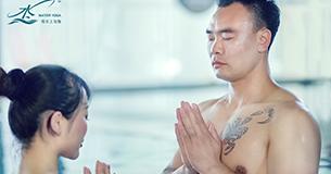 练习水上瑜伽是什么样的感受?