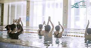悦水上瑜伽,一种适合孕妈妈的运动方式