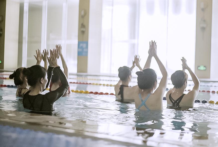 市南水上瑜伽