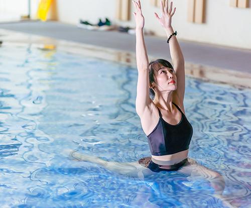 水上瑜伽,带给你不一样的瑜伽体验