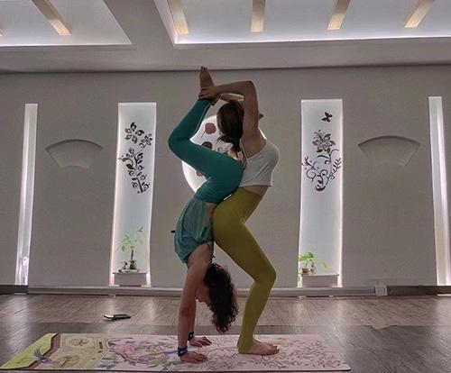 长期练习瑜伽是一种怎样的经历呢