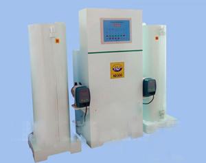 二氧化氯發生器殘液處理問題的介紹