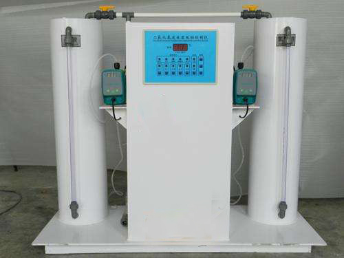 聊一聊二氧化氯发生器与其他消毒设备相比有哪些优势?