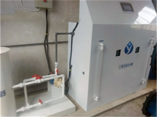 電解二氧化氯發生器2
