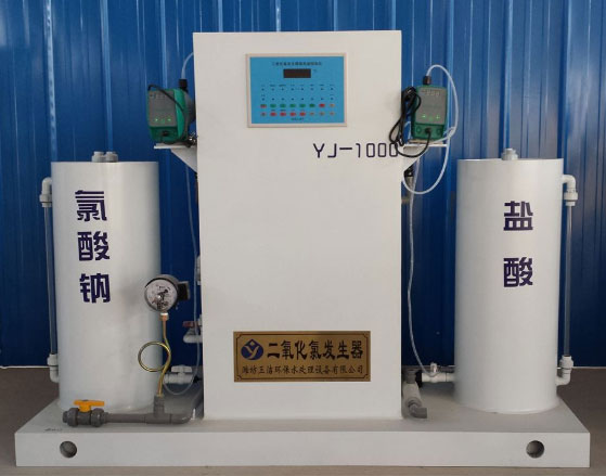解析二氧化氯发生器能够稳固市场的技术有哪些成熟的想法