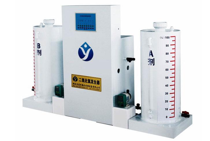 江門電解法二氧化氯發生器