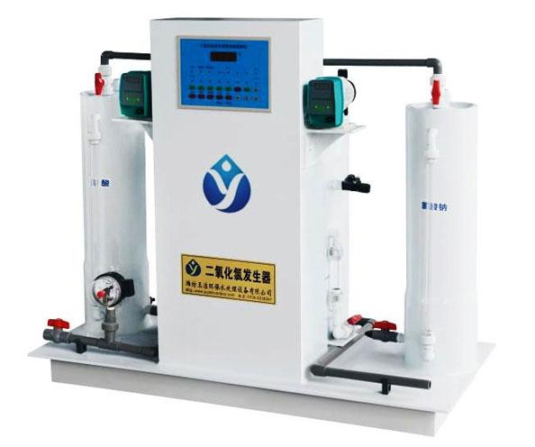 中山電解法二氧化氯發生器