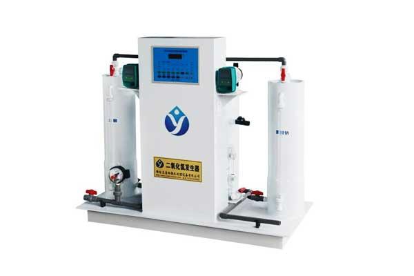 新疆電解法二氧化氯發生器