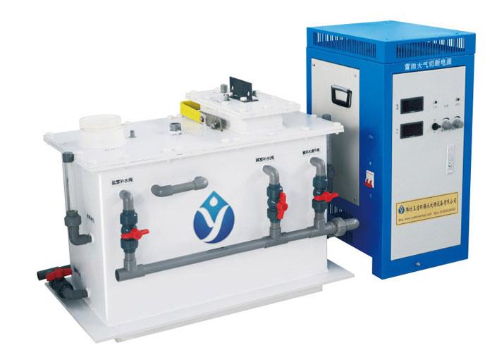 YJFB複合二氧化氯發生器