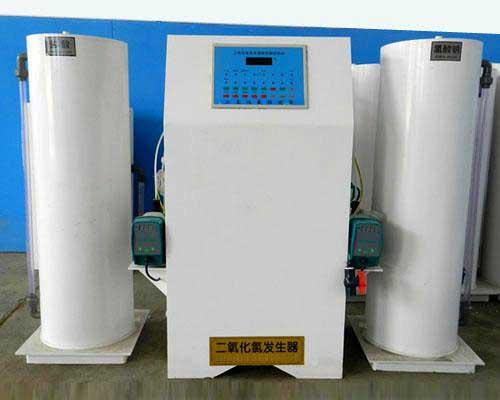 西藏正壓二氧化氯發生器